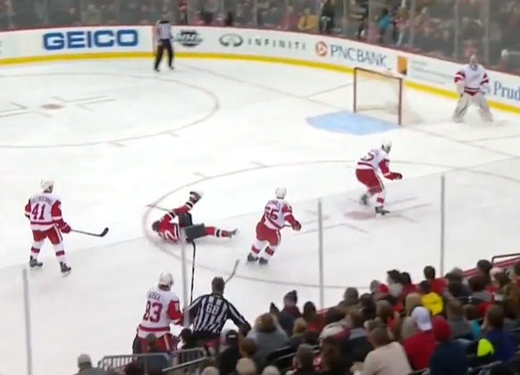 Devils' Tootoo Fined $2,000 for Diving