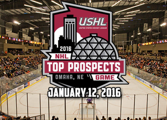USHL Announces Officials for Top Prospects Game