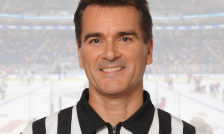 QMJHL Linesman Drolet To Retire After 28 Seasons