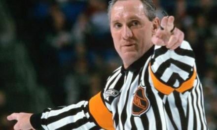 Retired NHL Referee Paul Stewart on Cross-Training Officials