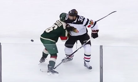 Hawks' Rozsival Avoids Suspension For Zucker Hit