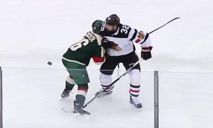 Hawks' Rozsival Avoids Suspension For Zucker Hit
