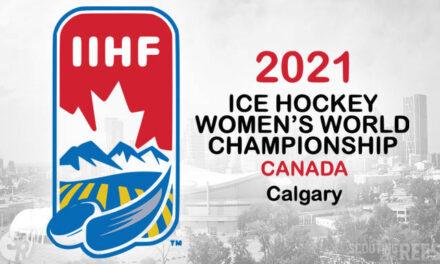 IIHF Women's World Championship Referees & Linesmen