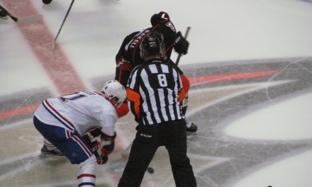 Tonight's NHL Referees & Linesmen – 3/8/16
