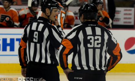 NHL Refs Reducing Travel, Considering 3-Man Crews As Contingency