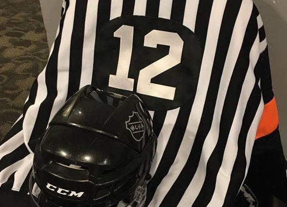 Help Support Referee Butch Mousseaux, Still In Critical Condition