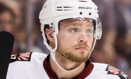 Coyotes' Domi Suspended For Instigating Fight