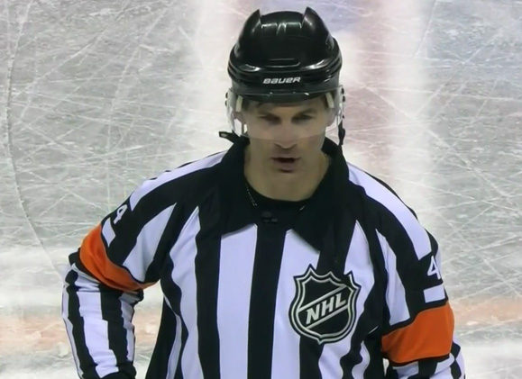 Tonight's NHL Stanley Cup Playoff Referees & Linesmen – 4/15/16