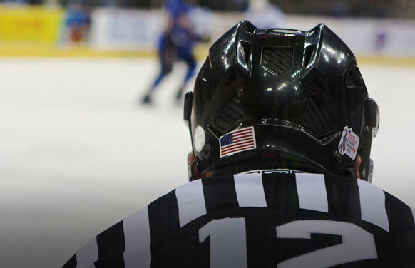 Ref Recap: NHL Linesman, WCHA Ref, Swedish Player All Sidelined