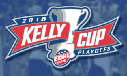 ECHL Names Referees, Linesmen for Conference Finals