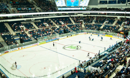 2017 IIHF World Junior Championships Referees & Linesmen