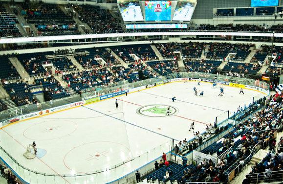 2017 IIHF World Junior Championships Referees & Linesmen