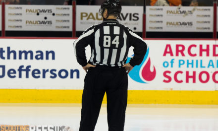 Tonight's NHL Referees & Linesmen – 4/2/16