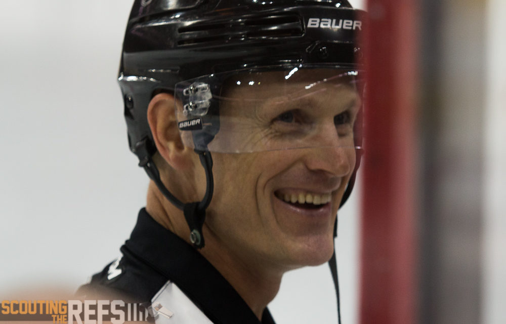 Tonight's NHL Referees & Linesmen – 4/5/16
