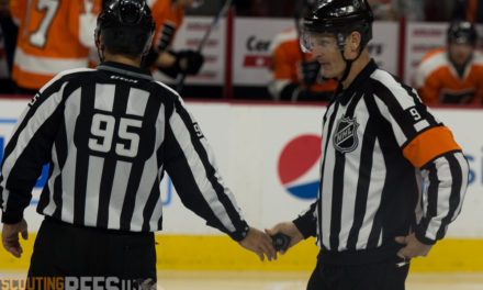Tonight's NHL Stanley Cup Playoff Referees & Linesmen – 5/12/16