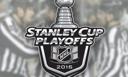 2016 Stanley Cup Playoff Referees & Linesmen for Round 2