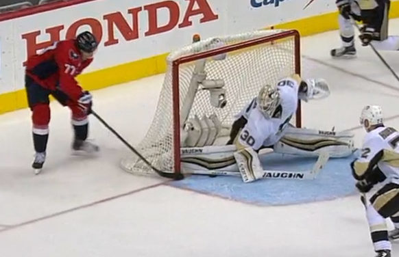 Situation Room Confirms Oshie's OT Goal