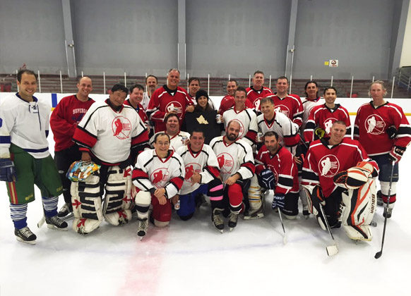 Hawaiian Hockey Officials Hold First Zebra Cup