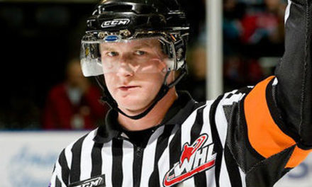 BC Hockey Interviews IIHF Referee Brett Iverson