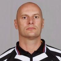 KHL Referee Eduard Odins
