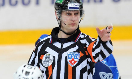 """KHL Awards """"Golden Whistle"""", Names Top Officials for 2015-16"""