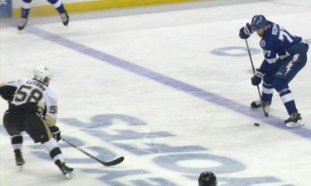 Lightning Goal Ruled Offside After Coach's Challenge