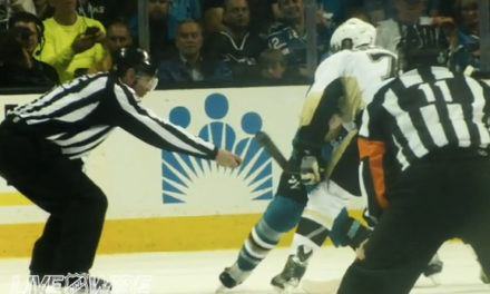 Mic'd Up: Linesman Pierre Racicot in Stanley Cup Final Game 4