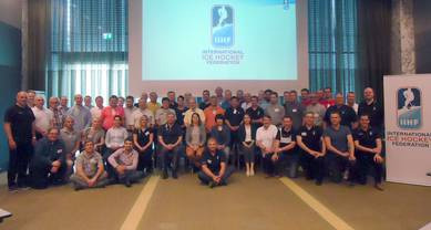 IIHF Officiating Summit