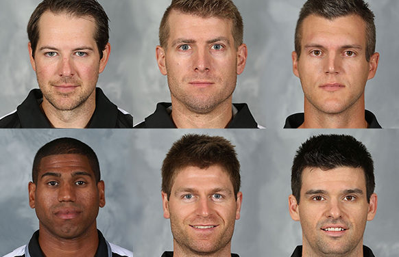 NHL Promotes Six Officials to Full-Time