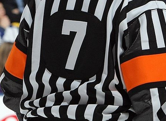 New Names, New Numbers for NHL Officials
