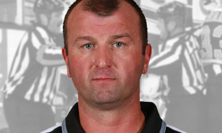 Linesman Derek Nansen Injures ACL; To Miss Start of 2016-17 Season