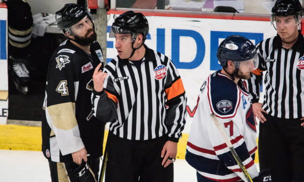 Hockey Quebec: QMJHL Referee Pierre Lambert To Join NHL