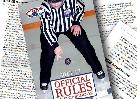 Rewrite the USA Hockey Rulebook!