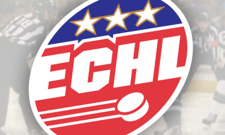 Today's ECHL Officials – 12/23/16