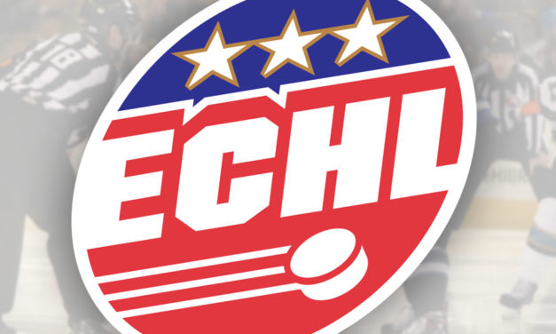 Today's ECHL Referees & Linesmen – 1/1/17