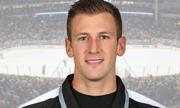 Linesman Ryan Daisy To Make NHL Debut in Columbus