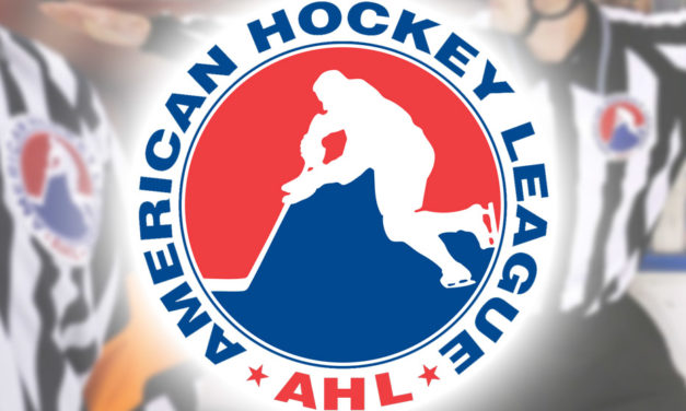 Today's AHL Officials – 12/15/16