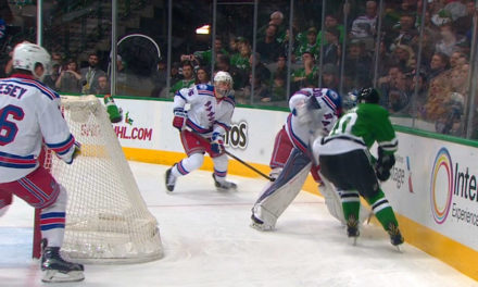 Dallas Stars' Eakin Suspended Four Games For Charging
