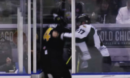 ECHL Suspends Player for Fighting in Penalty Box