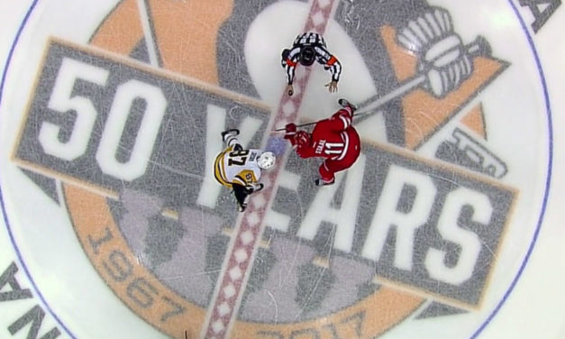Penguins, Canes Play Penalty-Free Game