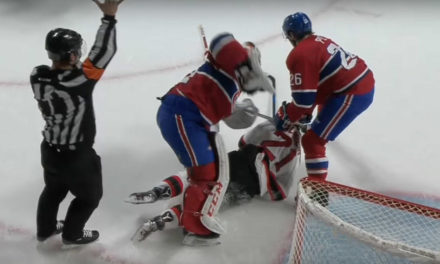 Habs' Price Pummels Palmieri, Avoids Punishment