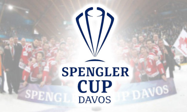 Today's Spengler Cup Officials – 12/26/16