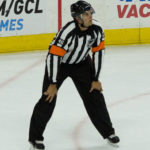 Referee Dave Lewis Wears Ref Cam for Habs/Pens