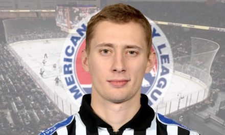 Czech Linesman Libor Suchanek to Join AHL