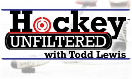 Scouting the Refs Live on Hockey Unfiltered at Chickie & Petes