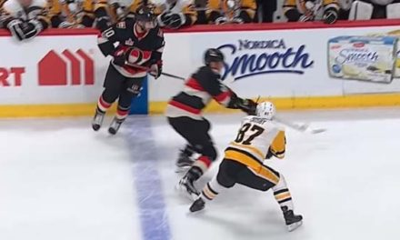 No Suspension Deserved for Crosby After Finger-Shattering Slash