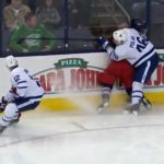 Leafs Polak Given Major for Hit, Awaits Hearing With Player Safety