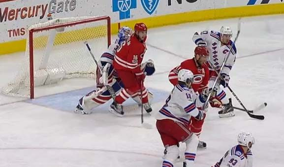 Rangers' Vigneault Calls Out Refs After Challenge
