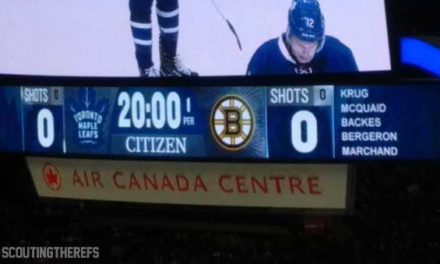 Toronto Time-Out: What Happens When The Clock Stops?