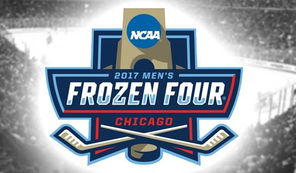 NCAA Frozen Four Championship Referees & Linesmen – 4/8/17